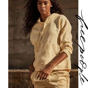 Free People Movement Work It Out Hoodie NWT